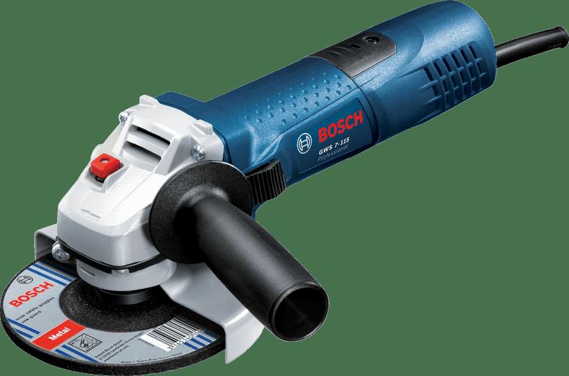 BOSCH Professional GWS 7-115 (0601388106)