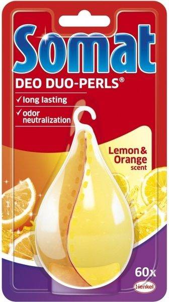 Somat Deo Duo-Perls Lemon & Orange 60 mytí