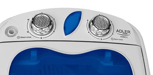 Adler mini pralni stroj AD 8051
