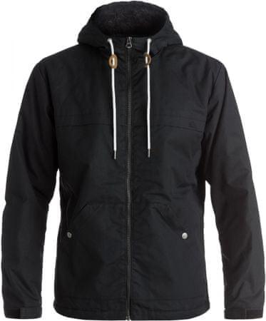 Quiksilver zimska jakna Wanna M Jacket, moška, črna, XL