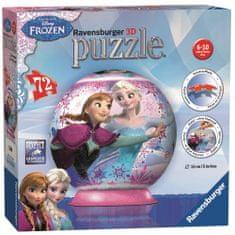 Ravensburger Disney Kraina Lodu Puzzleball 72 elementy
