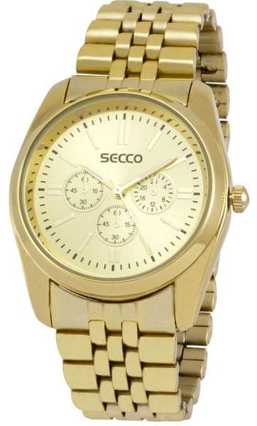 Secco S A5011, 3-134