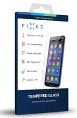 Fixed 3D Full-Cover ochranné tvrzené sklo pro Samsung Galaxy A5 (2017), černé FIXG3D-158-BK
