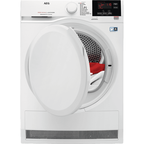 AEG AbsoluteCare T8DBG47WC + 10 let záruka na motor