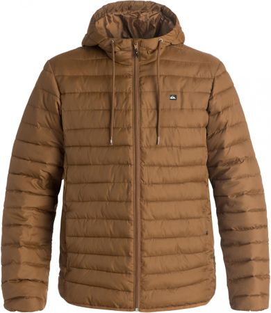 Quiksilver jakna Everyday Scaly M Jacket, rjava, M