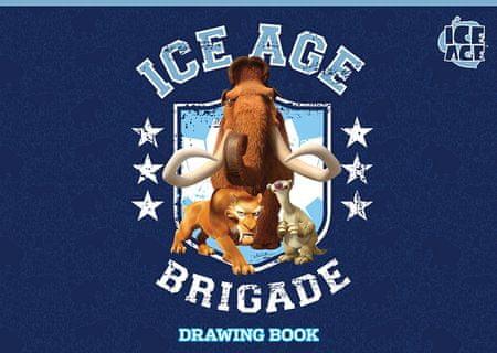 Ice Age risalni blok A3 20L