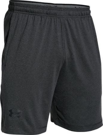 Under Armour 8in Raid Short Carbon Heather Black M