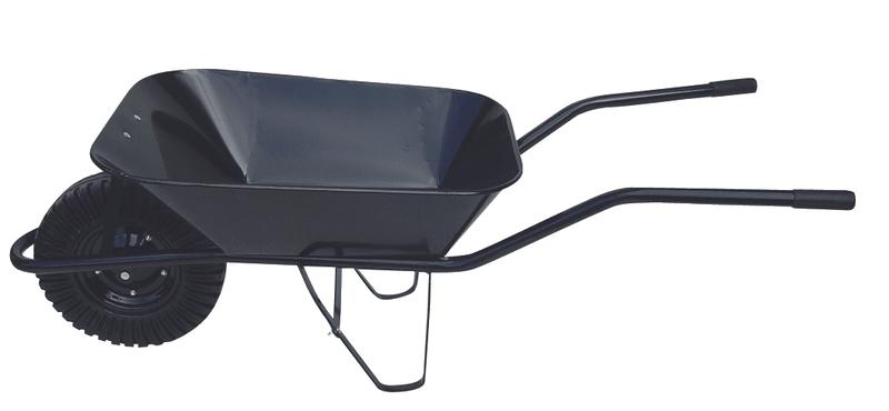 J.A.D. TOOLS Stavební kolečko s pryžovým kolem 60 l