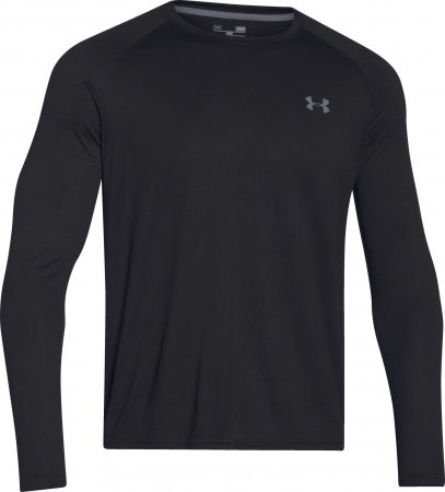 Under Armour športna majica Tech LS Tee, črna, L