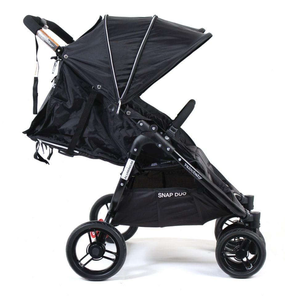 Valco SNAP 4 Duo Black, černá - rozbaleno