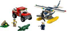 LEGO® CITY 60070 Pościg Hydroplanem