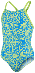 Speedo Allover Rippleback