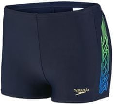 Speedo Speedpunch Logo Panel Aquashort