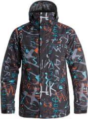 Quiksilver Mission Printed Jacket M Snowjacket