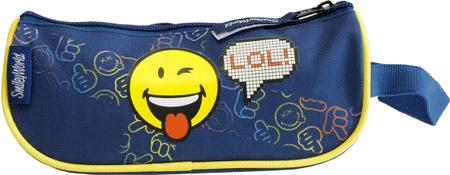 Smiley peresnica ovalna Base Smiley, modra