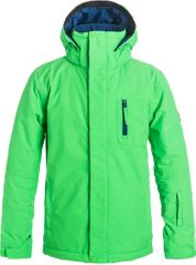 Quiksilver Mission Solid Youth Jacket B Snowjacket