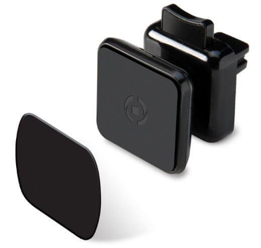Celly univerzální držák, GHOSTPLUS pro mobilní telefony, černá