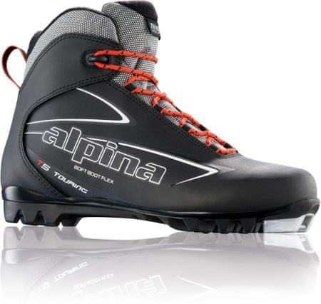 Alpina T 5 Black/Red/white 39