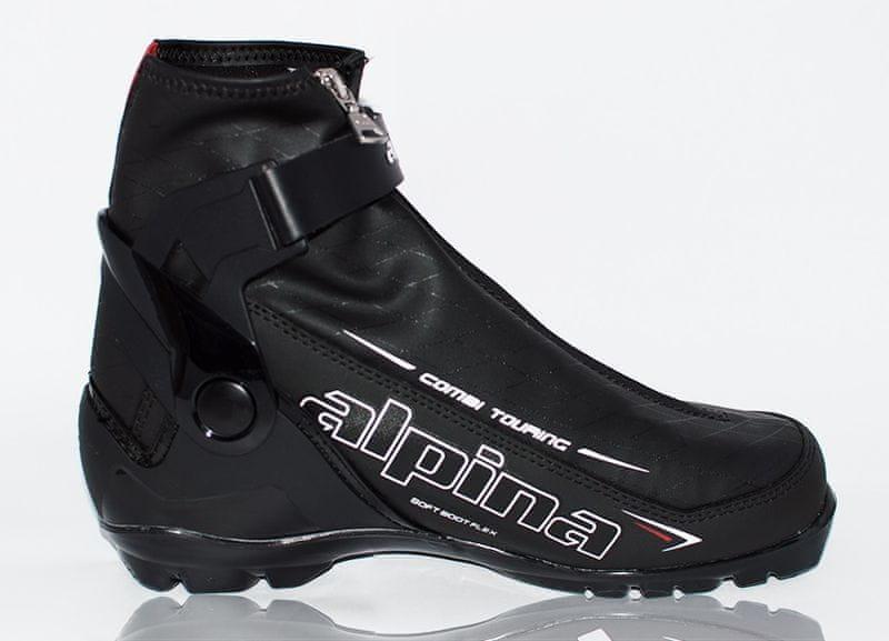 Alpina T 30 Black/White/Red 42