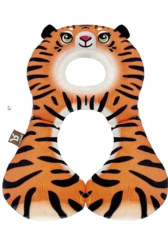 96fa6aa3720 BenBat Nákrčník s opierkou hlavy 1-4 roky - Tiger