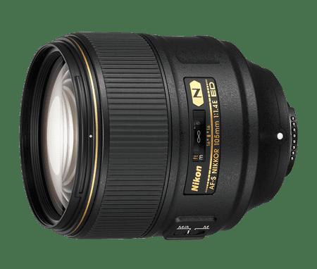 Nikon objektiv Nikkor AF-S 105MM/1.4 E ED