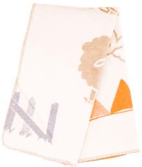 s.Oliver dětská deka jacquard ovečka