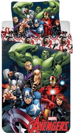 Jerry Fabrics Povlečení Avengers 2016 140x200 70x90