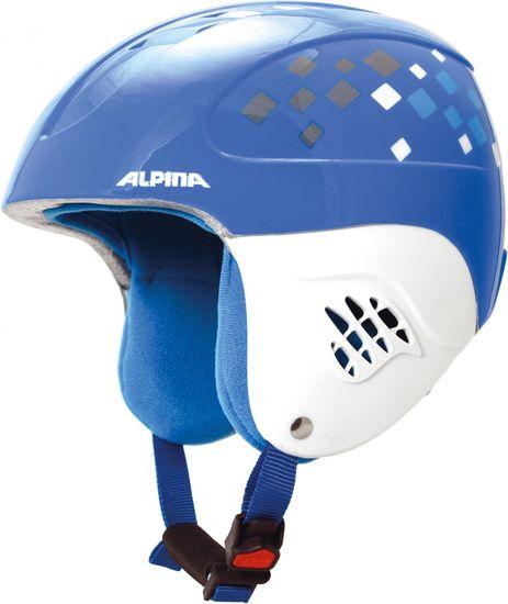 Alpina Sports kask Carat Kids