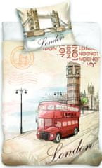 Jerry Fabrics obliečky London Bus