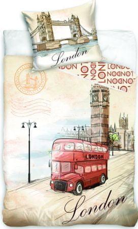 Jerry Fabrics London Bus Ágyneműhuzat