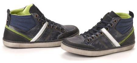 s.Oliver férfi sportcipő 40 kék
