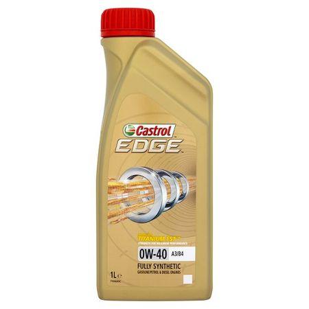 Castrol olje Edge FST Titanium 0W40, 1 l