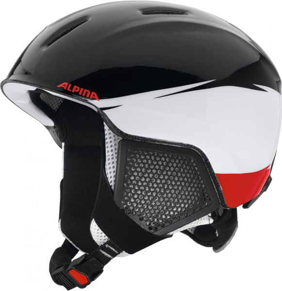 Alpina Carat LX Black-White-Red 51-55
