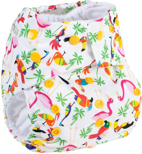 BabaBoo Plenkové kalhotky AIO Rio