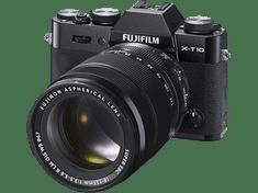 FujiFilm X-T10 + 18-135 + 2800 Kč od Fuji zpět