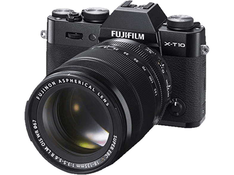 FujiFilm X-T10 + 18-135 Black