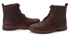 Clark's buty za kostkę męskie Montacute Lord