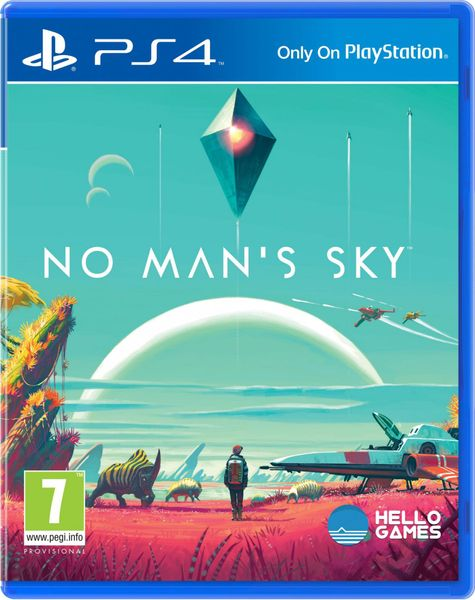 Sony No Man's Sky / PS4