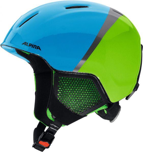 Alpina Carat LX Green-Blue-Grey 51-55