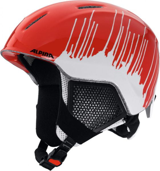 Alpina Carat LX Red-Splash 51-55
