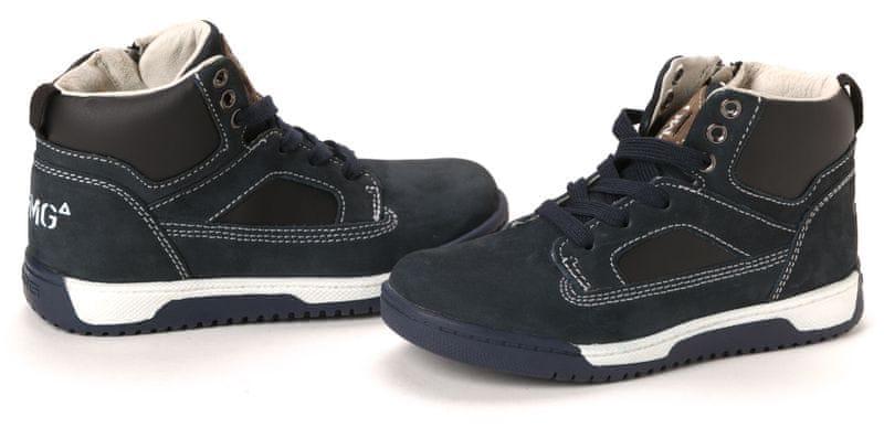 Primigi chlapecká kotníčková obuv Neo 28 modrá