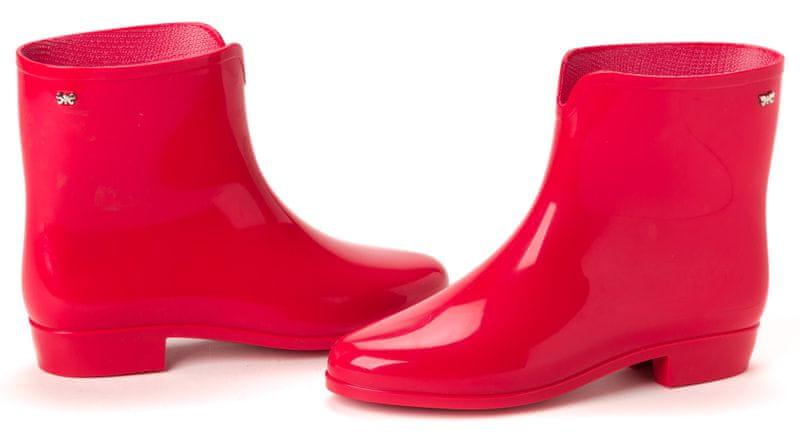 Zaxy dámská kotníčková obuv Boot II 42 červená