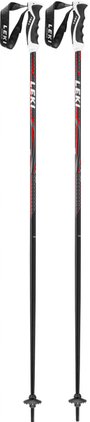 Leki Alpex Ultimate red/white/anthracite 120