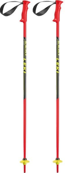 Leki Racing Kids red 090