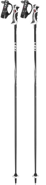 Leki Speed S anthrac/blk/white/silver 130