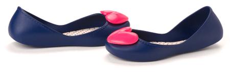 Zaxy dámské baleríny Start Romance 40 modrá