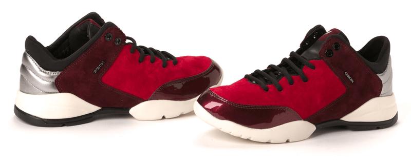 Geox dámské tenisky 39 červená