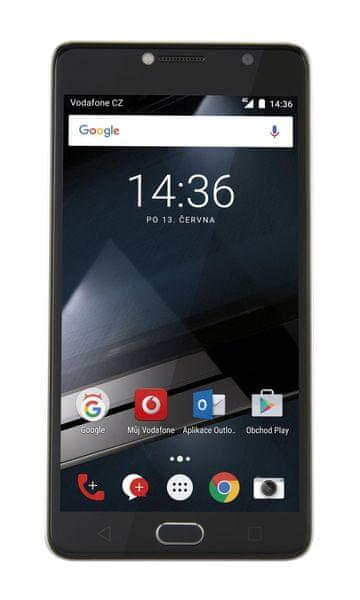 Vodafone Smart ultra 7, černý
