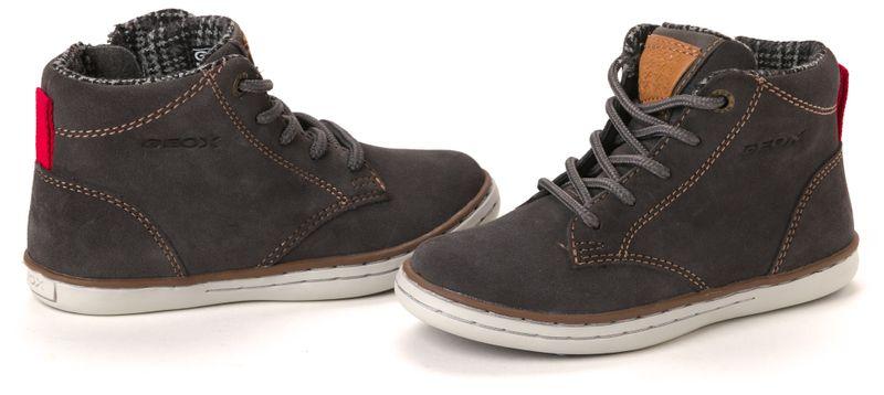 Geox chlapecká kotníčková obuv 31 šedá