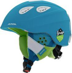 Alpina Sports Grap 2.0 Blue Matt 57-61 - zánovní